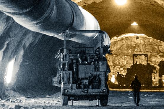 Dafta Shis Tunnel