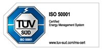 TÜV ISO 50001
