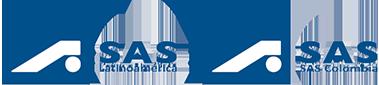 Logo Sas Latinoamerica Colombia 3