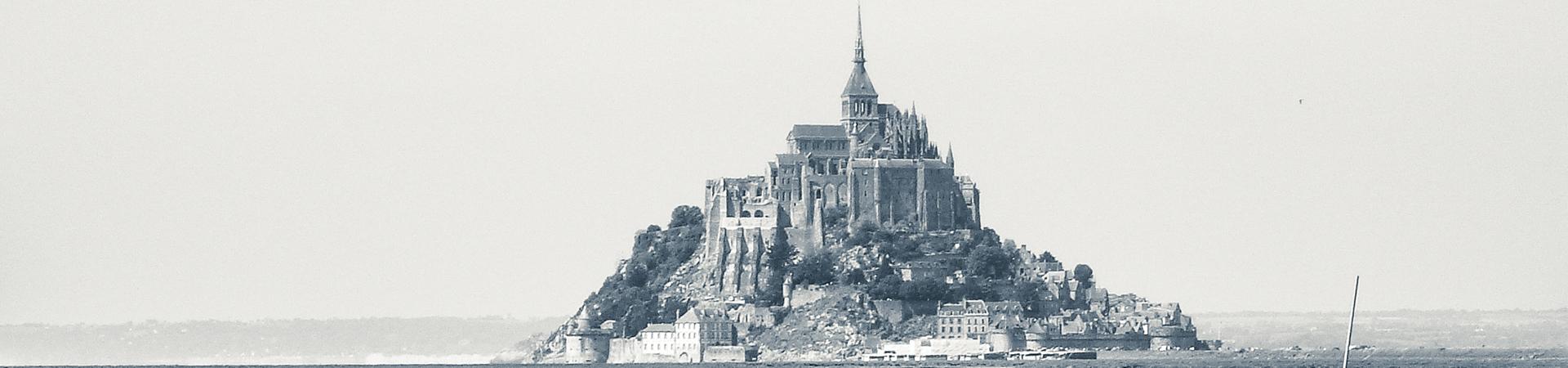 Stauwehr Mont Saint Michel
